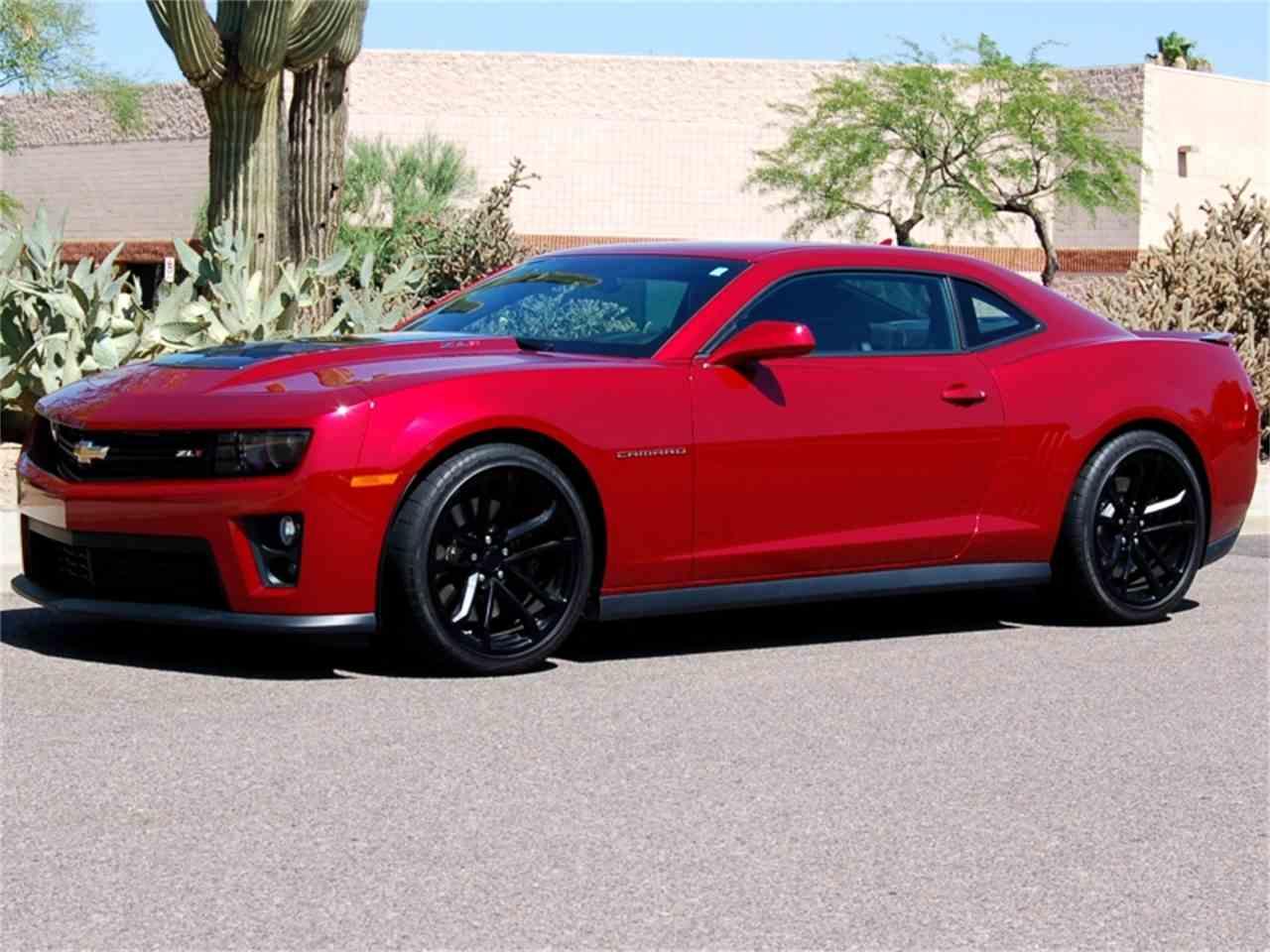 Large Picture of 2013 Camaro located in Scottsdale Arizona Auction Vehicle - LB2K