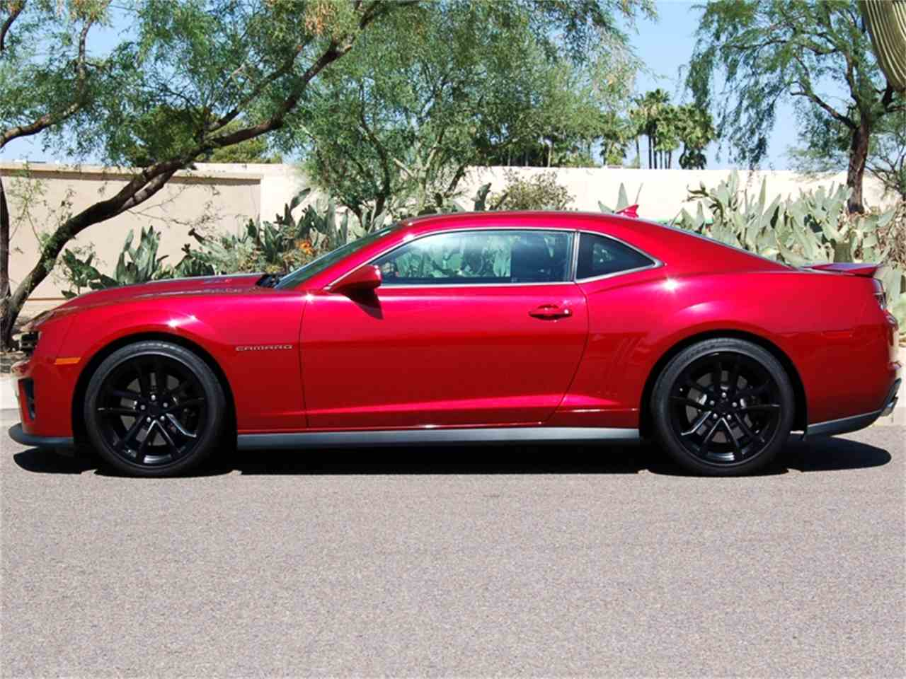 Large Picture of 2013 Chevrolet Camaro located in Arizona Auction Vehicle - LB2K