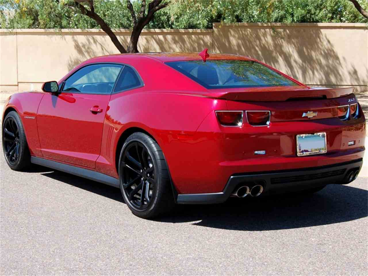 Large Picture of '13 Chevrolet Camaro - LB2K