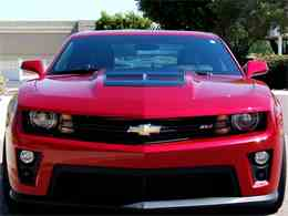 Picture of '13 Chevrolet Camaro Auction Vehicle - LB2K