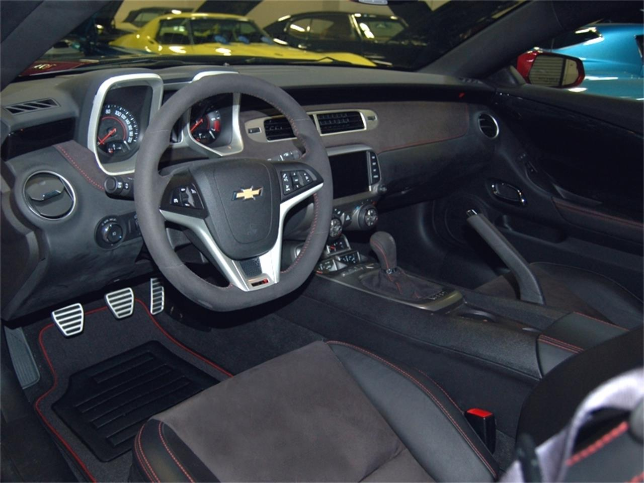 Large Picture of '13 Camaro - LB2K
