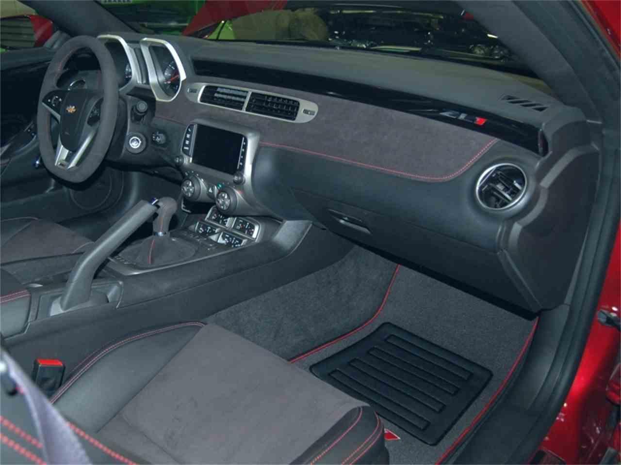 Large Picture of '13 Chevrolet Camaro Auction Vehicle - LB2K