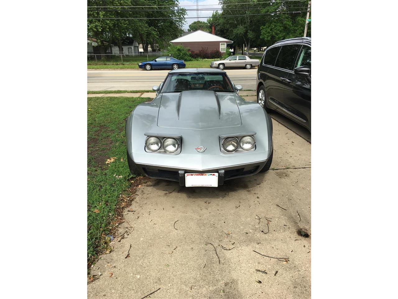 Large Picture of '78 Corvette - LB2V