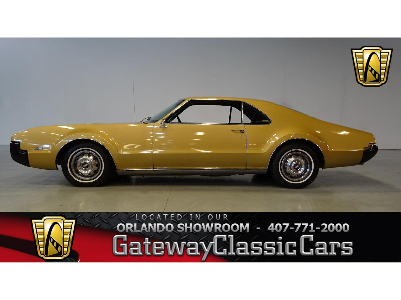 Large Picture of 1966 Toronado located in Lake Mary Florida - L87I