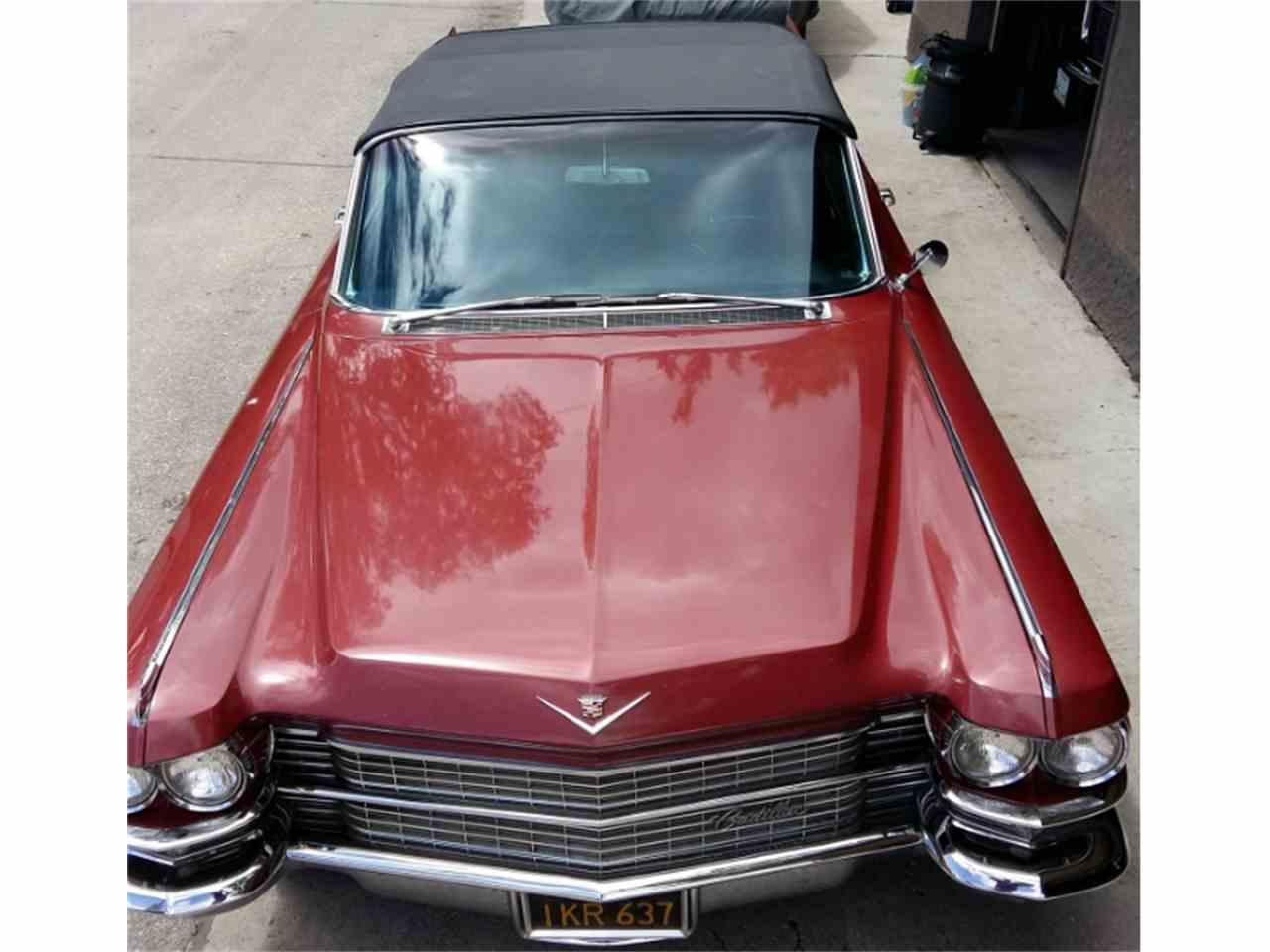 1963 Cadillac Coupe for Sale | ClassicCars.com | CC-994147