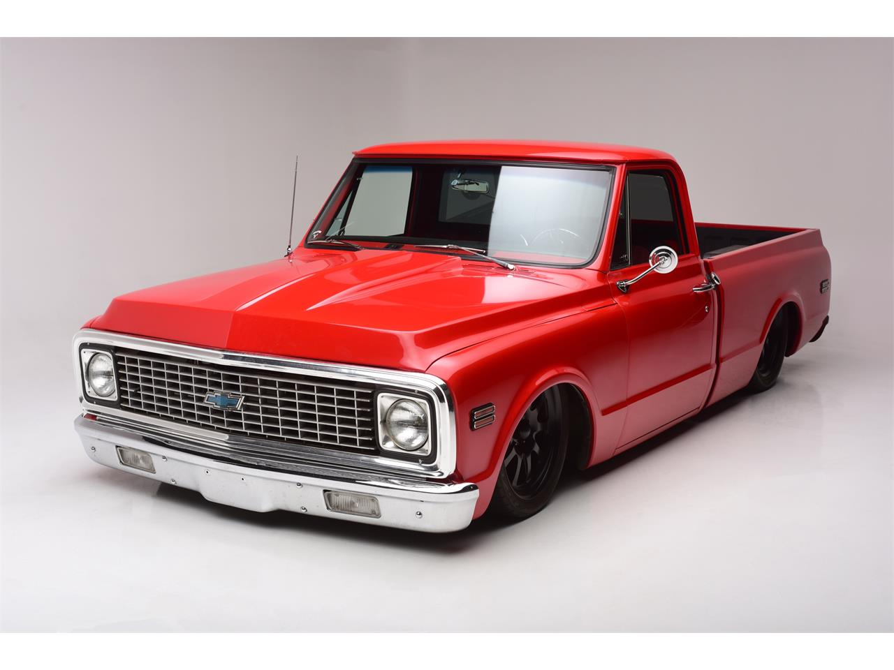 Large Picture of 1972 Chevrolet C/K 10 located in Scottsdale Arizona - $47,400.00 Offered by Barrett-Jackson Collection Showroom - LB38