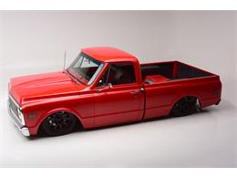 Picture of '72 Chevrolet C/K 10 located in Scottsdale Arizona - $47,400.00 Offered by Barrett-Jackson Collection Showroom - LB38