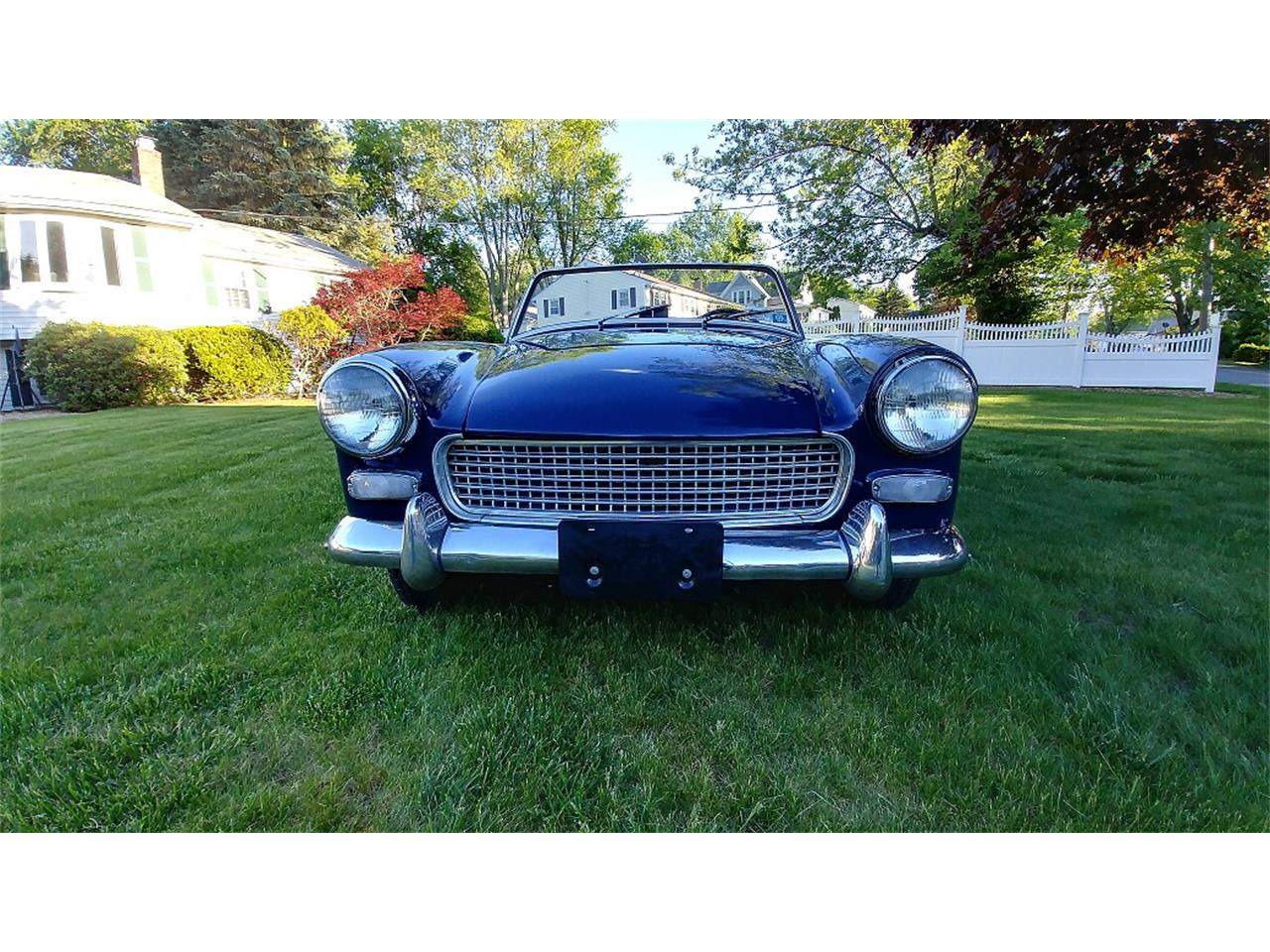 Large Picture of '62 Sprite - LB3I