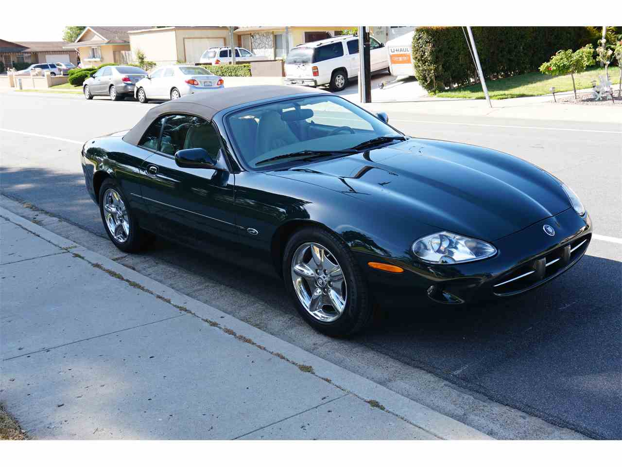 Large Picture of '99 XK8 - LB3O