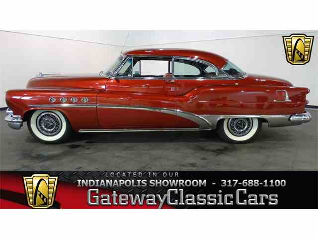 Picture of Classic '53 Buick Roadmaster located in Indiana - $48,995.00 - LB41