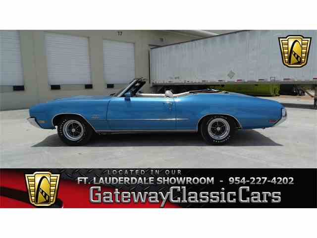 Picture of '71 Buick Gran Sport - $49,595.00 Offered by Gateway Classic Cars - Fort Lauderdale - LB42