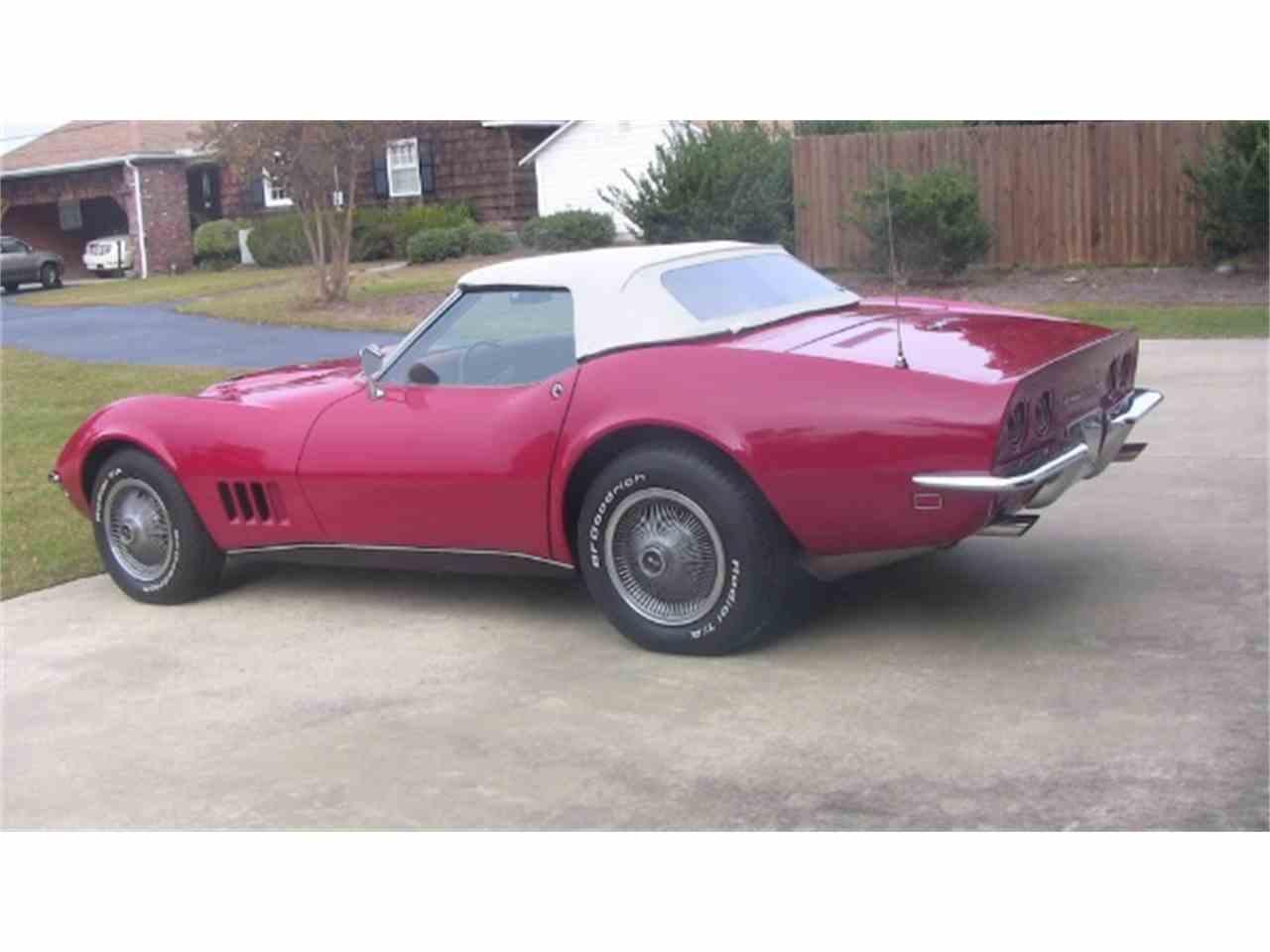 Large Picture of '68 Corvette - LB45