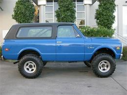 Picture of '72 Blazer - LB4K