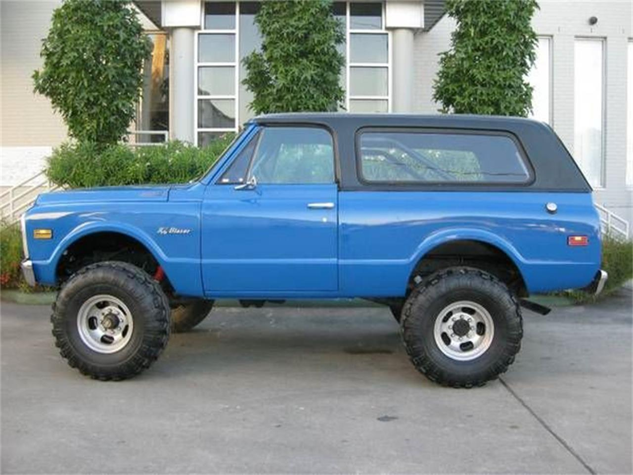 Large Picture of '72 Blazer - LB4K