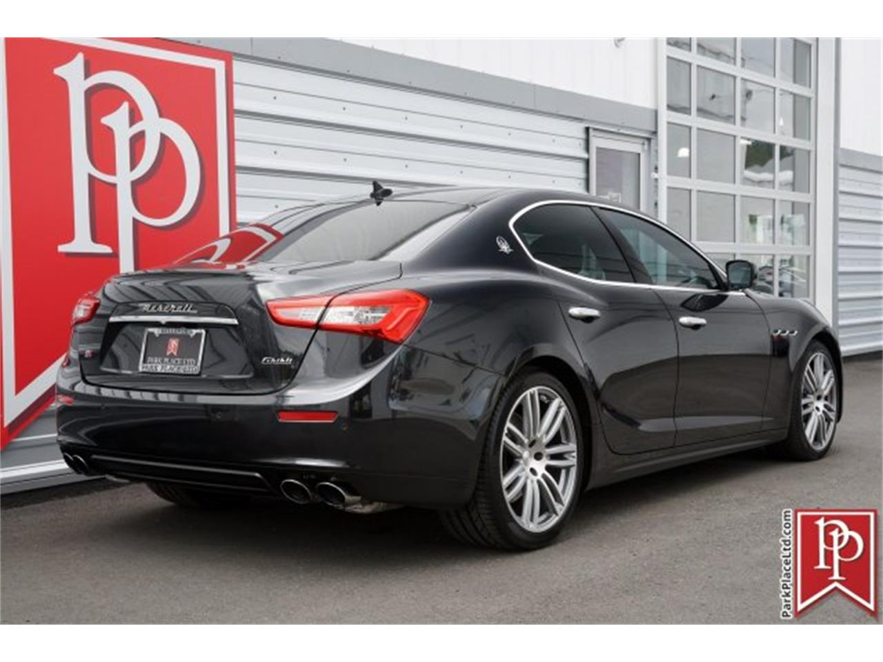 Large Picture of '14 Ghibli located in Bellevue Washington - $44,950.00 Offered by Park Place Ltd - LB5K