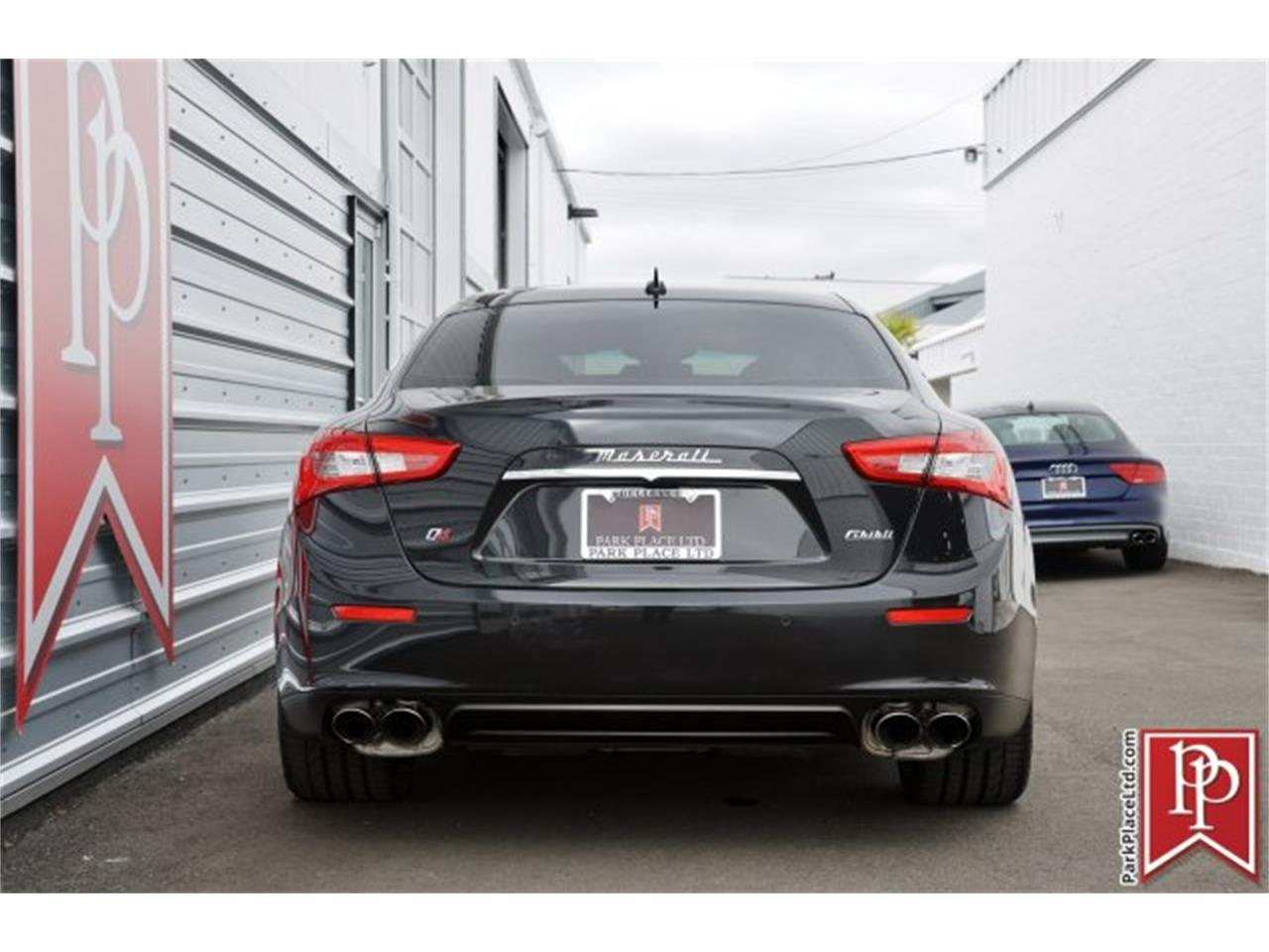 Large Picture of '14 Ghibli located in Bellevue Washington - LB5K