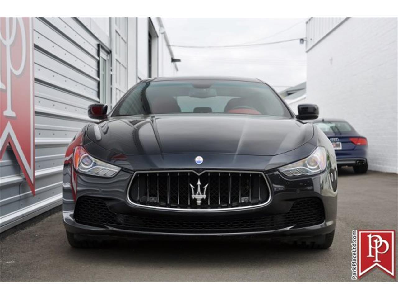 Large Picture of 2014 Maserati Ghibli - $44,950.00 - LB5K