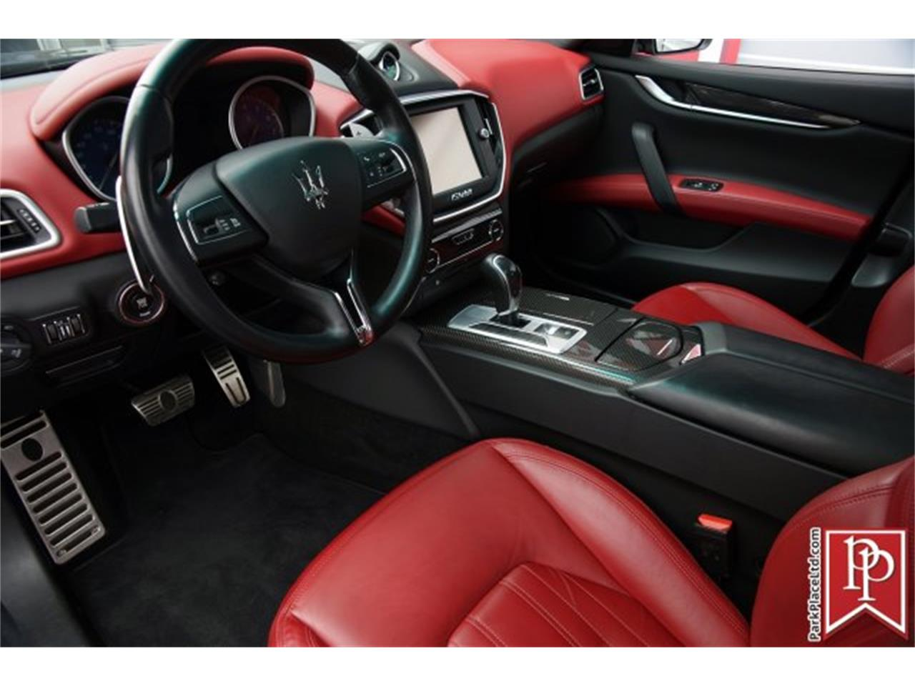 Large Picture of '14 Maserati Ghibli - $44,950.00 Offered by Park Place Ltd - LB5K