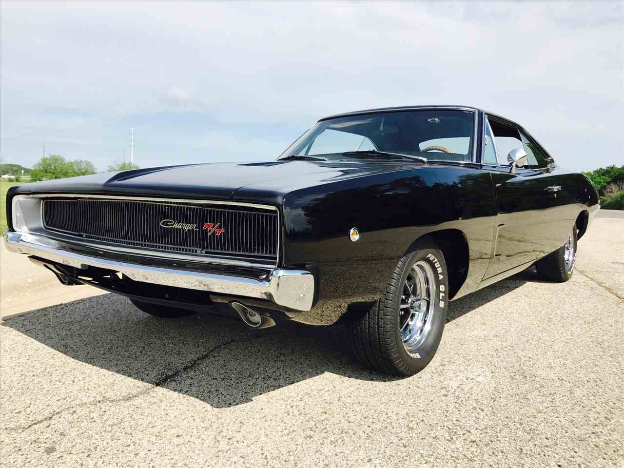 1968 Dodge Charger for Sale | ClicCars.com | CC-994237