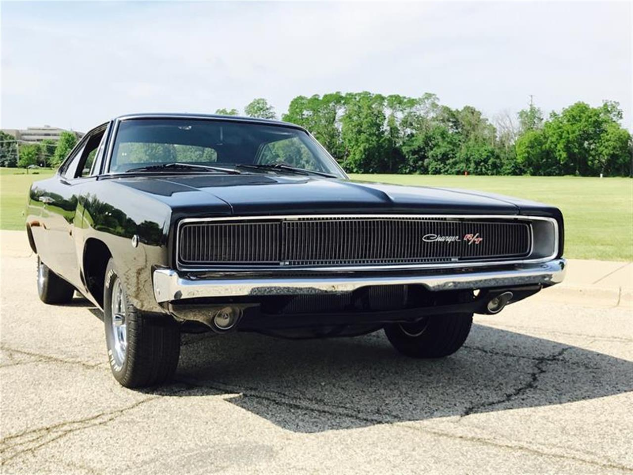 Large Picture of 1968 Dodge Charger located in San Luis Obispo California Offered by Classic Car Guy - LB5P