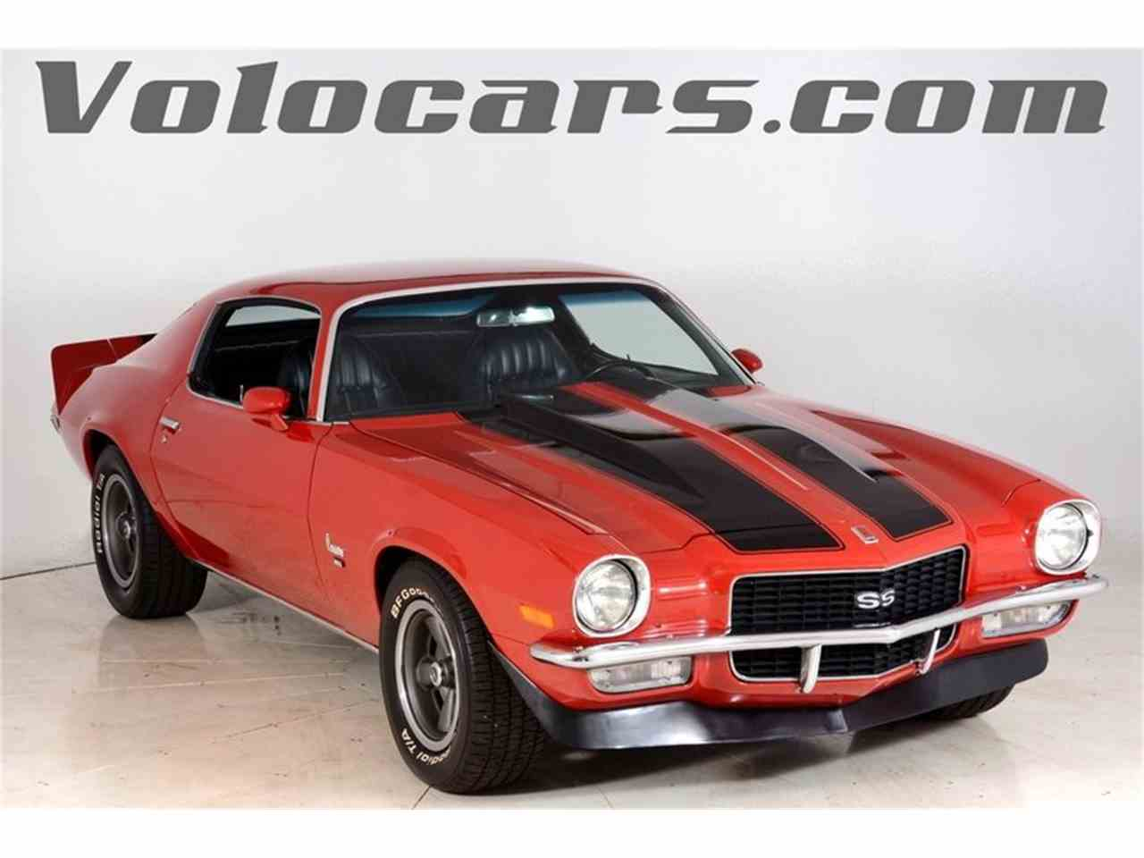 Large Picture of '71 Chevrolet Camaro SS Offered by Volo Auto Museum - LB5S
