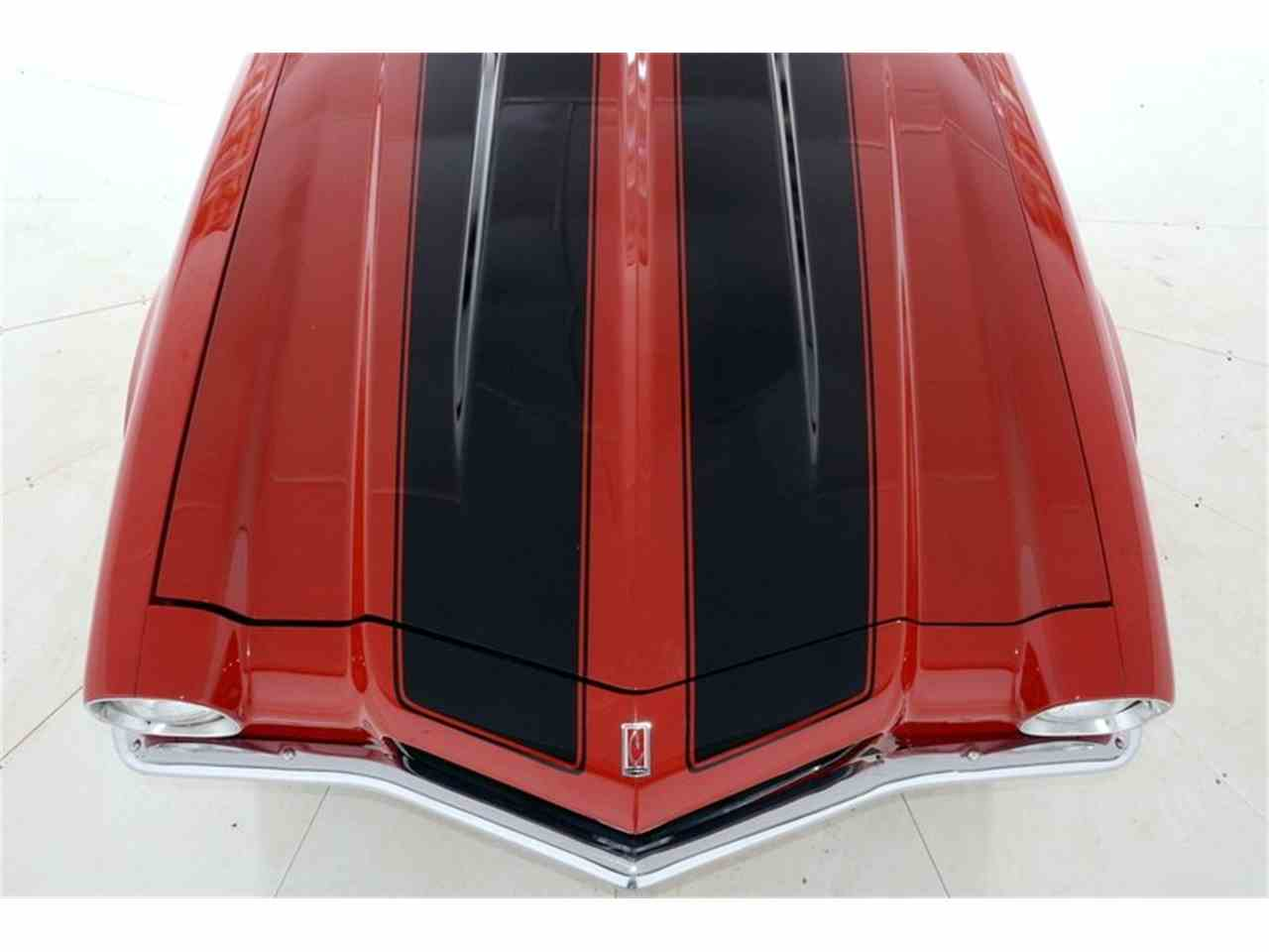 Large Picture of 1971 Camaro SS located in Volo Illinois - $28,998.00 Offered by Volo Auto Museum - LB5S