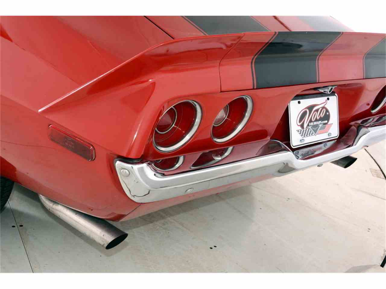 Large Picture of Classic '71 Camaro SS located in Volo Illinois - $28,998.00 Offered by Volo Auto Museum - LB5S