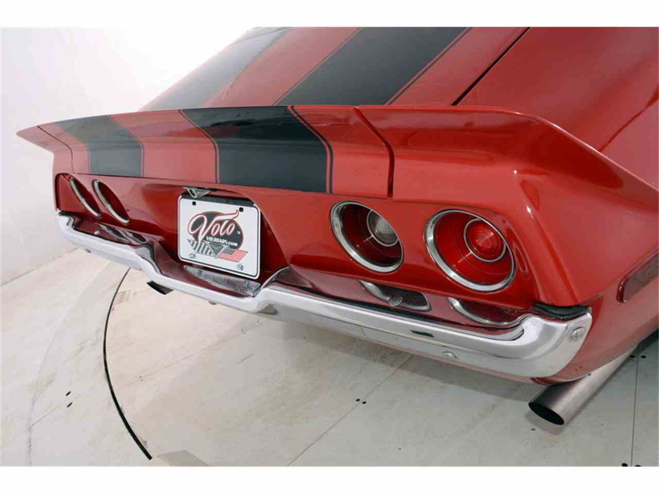 Large Picture of 1971 Chevrolet Camaro SS located in Illinois Offered by Volo Auto Museum - LB5S