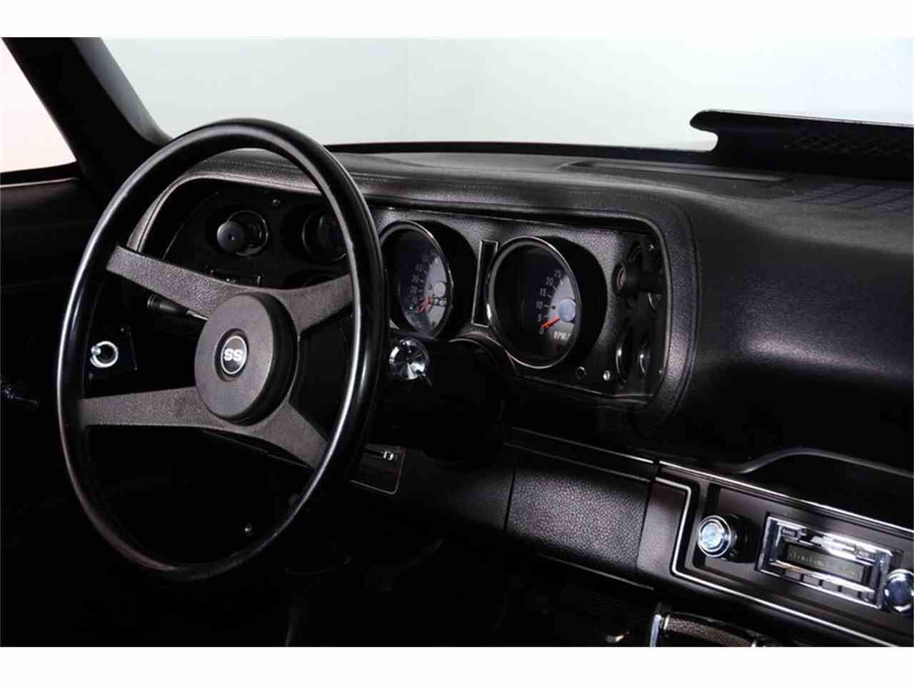 Large Picture of Classic 1971 Chevrolet Camaro SS located in Illinois Offered by Volo Auto Museum - LB5S
