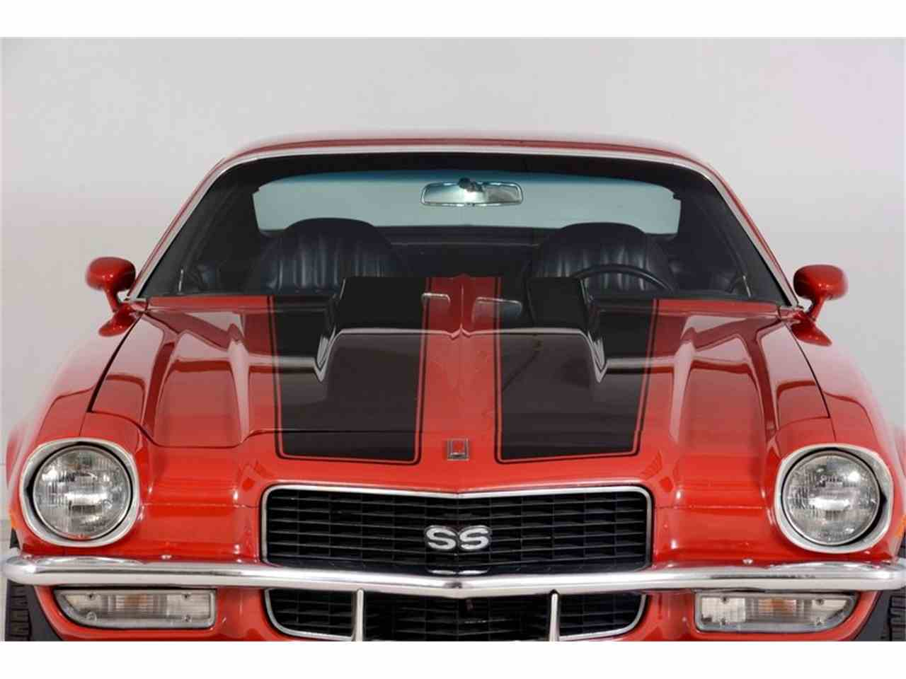 Large Picture of 1971 Chevrolet Camaro SS located in Illinois - $28,998.00 Offered by Volo Auto Museum - LB5S