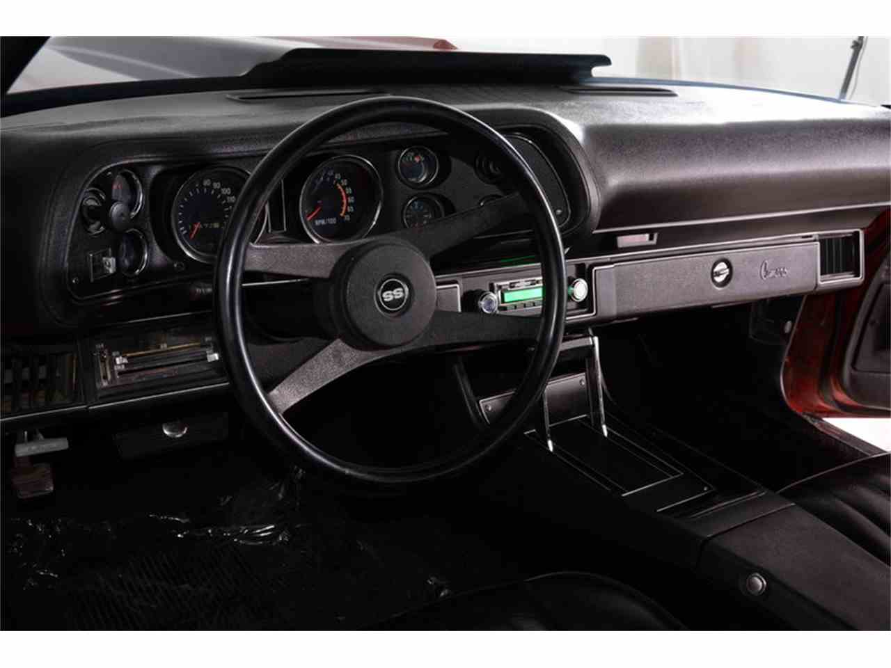 Large Picture of Classic 1971 Camaro SS - $28,998.00 Offered by Volo Auto Museum - LB5S