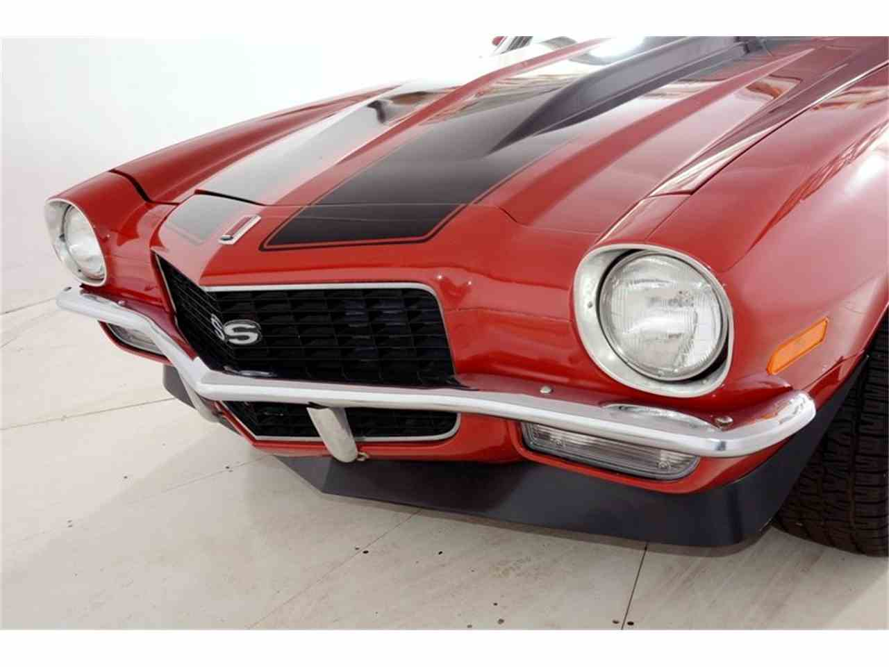 Large Picture of Classic 1971 Camaro SS located in Illinois Offered by Volo Auto Museum - LB5S