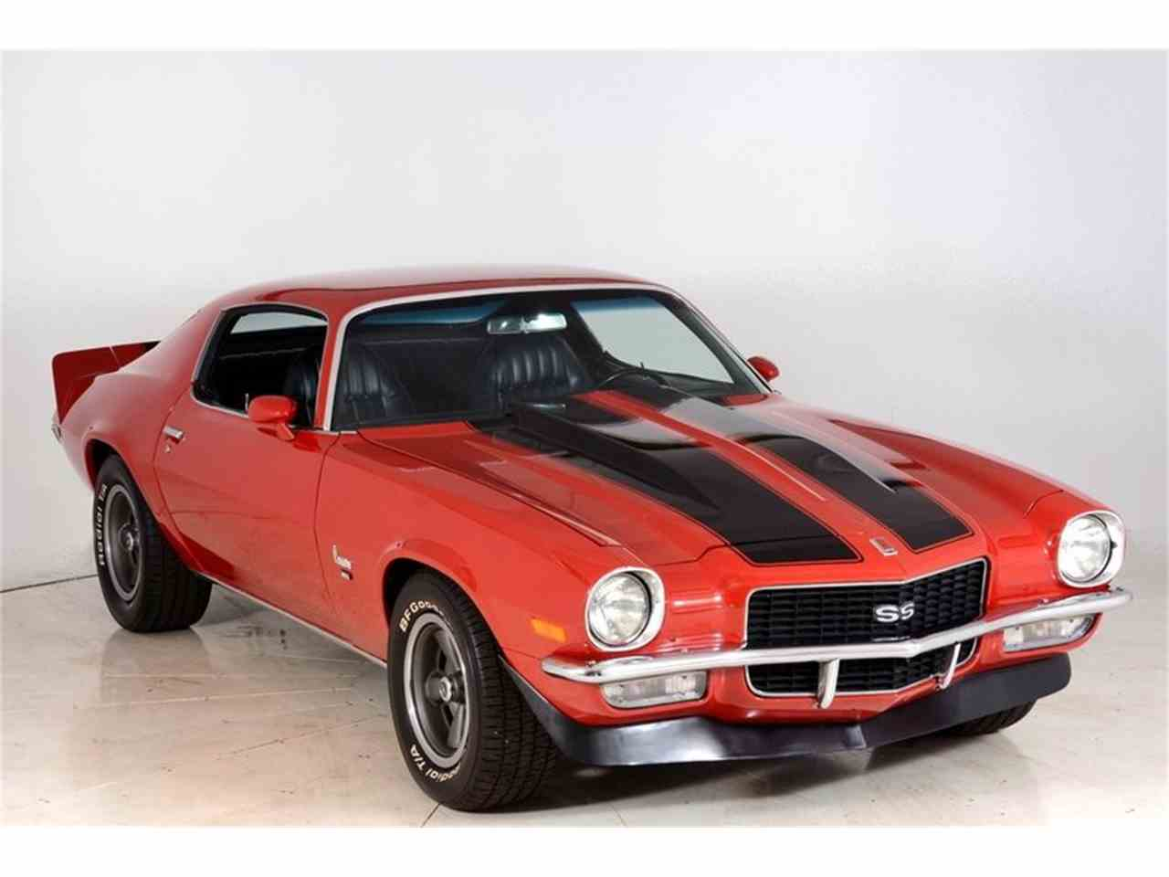 Large Picture of Classic '71 Camaro SS located in Volo Illinois - $28,998.00 - LB5S