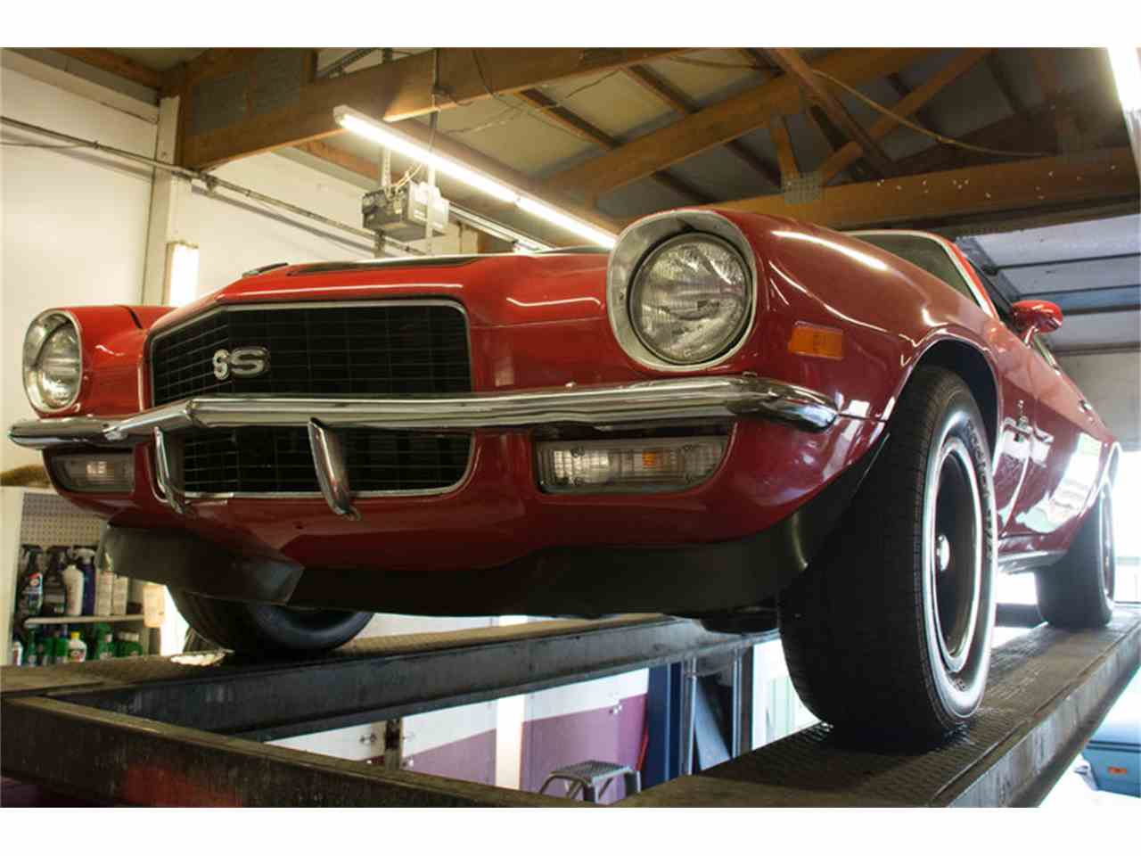 Large Picture of Classic 1971 Camaro SS located in Illinois - LB5S