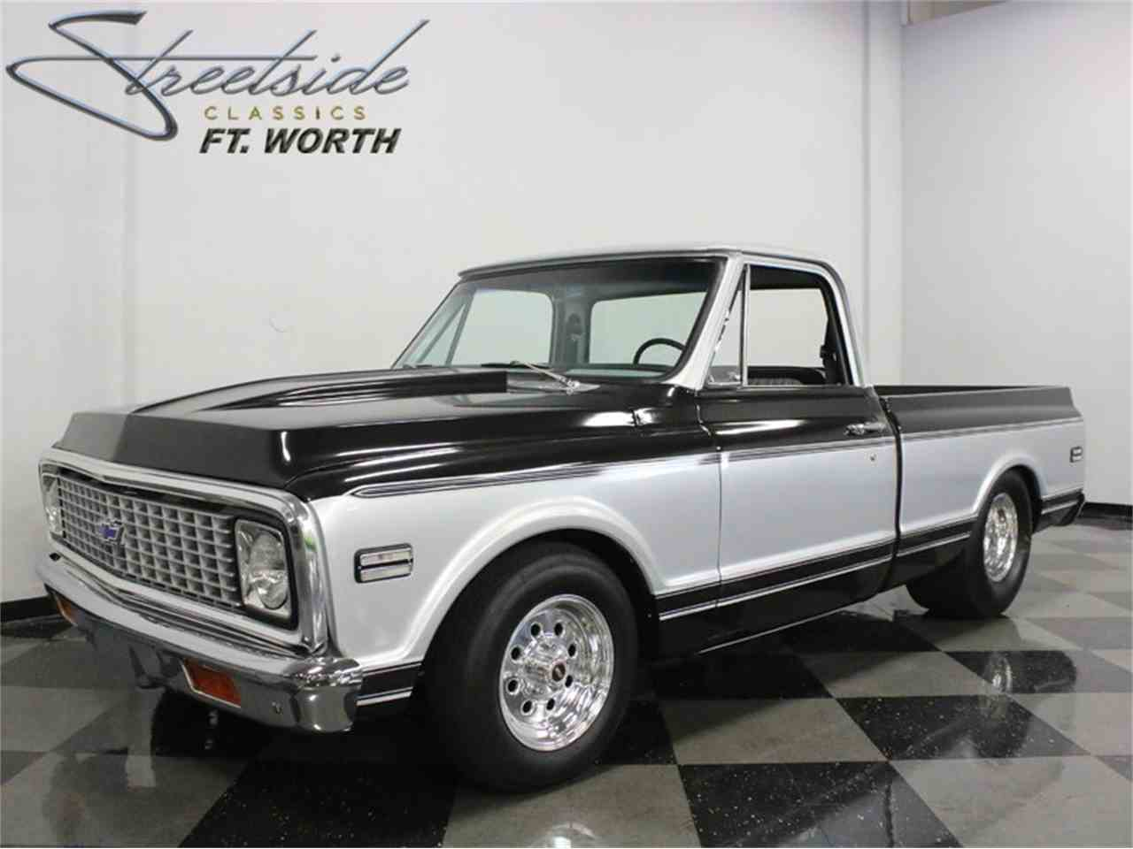 All Chevy c10 72 chevy : 1972 Chevrolet C10 Prostreet for Sale | ClassicCars.com | CC-994261