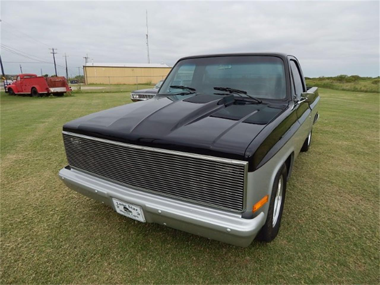 Large Picture of '86 C/K 10 - LB6K