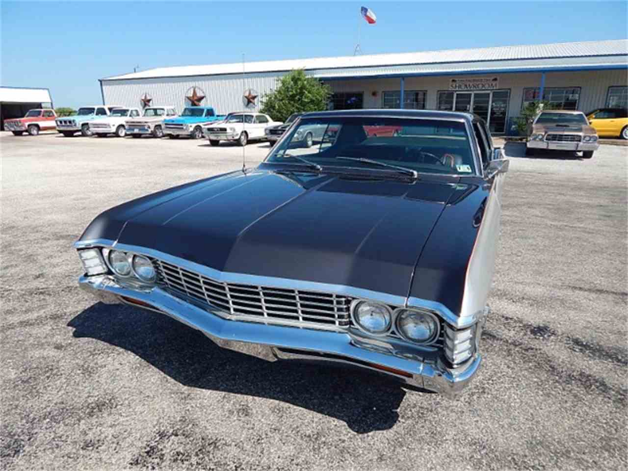 Large Picture of '67 Caprice - LB6L