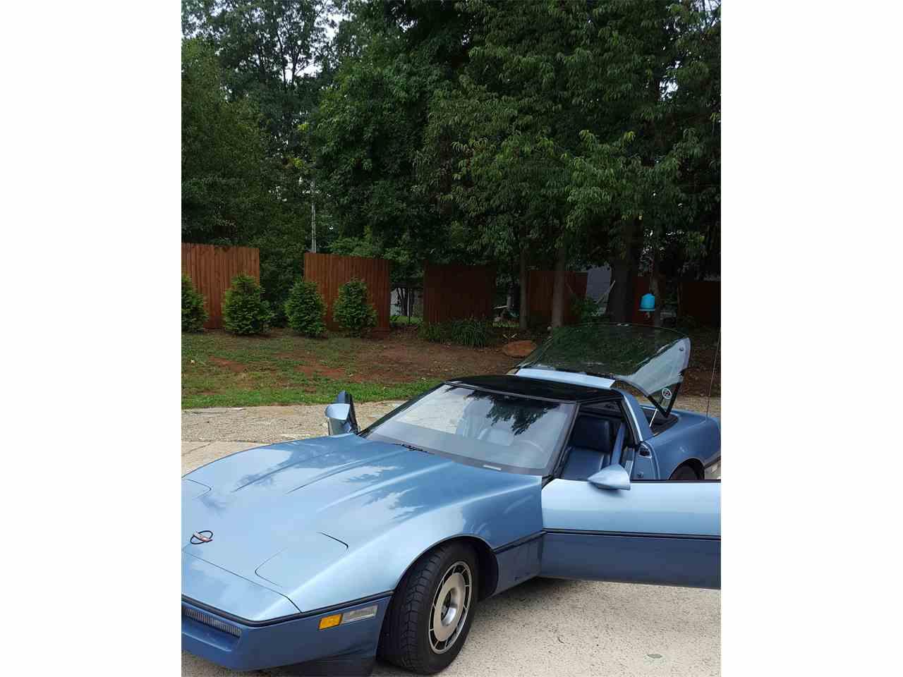 Large Picture of '85 Corvette - LB6Y