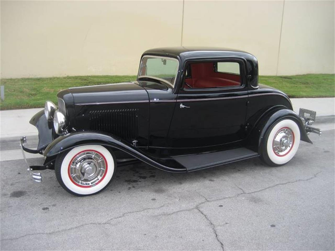 Large Picture of '32 Ford 3-Window Coupe located in Brea California Offered by Highline Motorsports - LB89