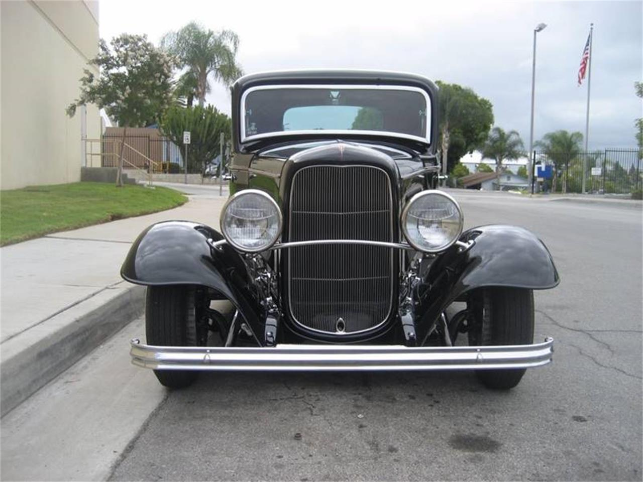 Large Picture of 1932 Ford 3-Window Coupe Auction Vehicle Offered by Highline Motorsports - LB89