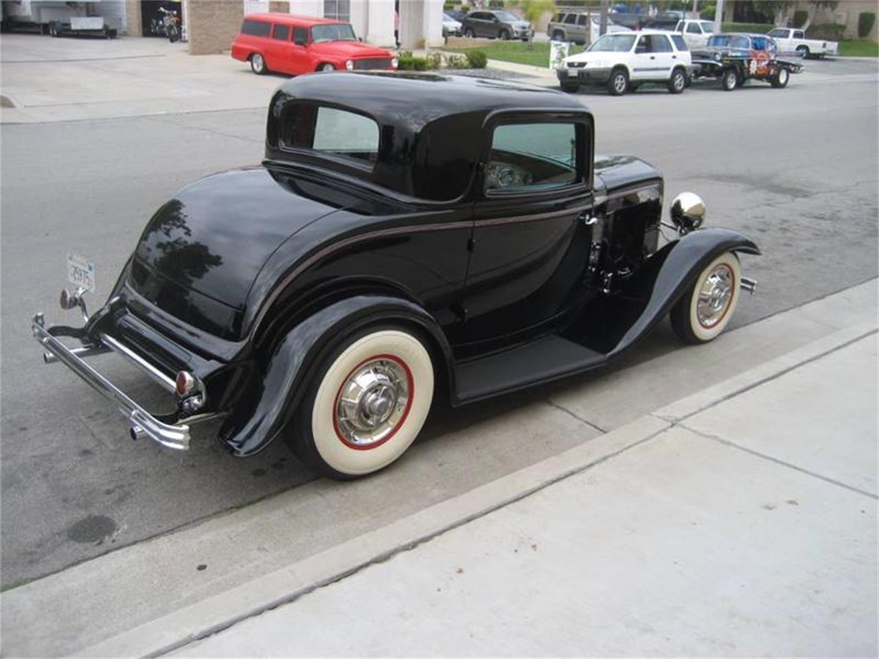 Large Picture of 1932 3-Window Coupe located in California Auction Vehicle Offered by Highline Motorsports - LB89