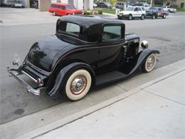 Picture of Classic '32 3-Window Coupe located in California Auction Vehicle - LB89