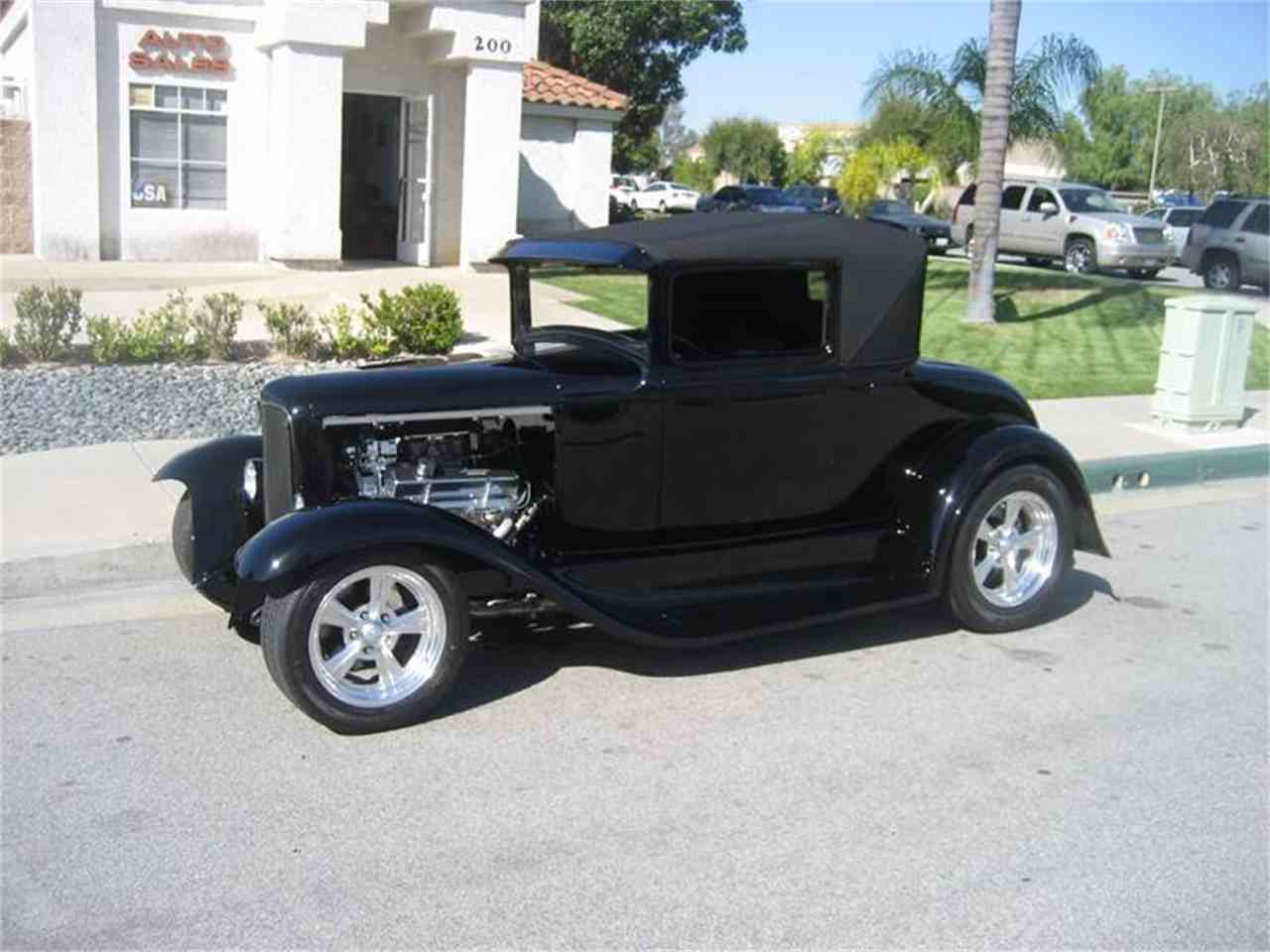 Large Picture of '31 Coupe - LB8C