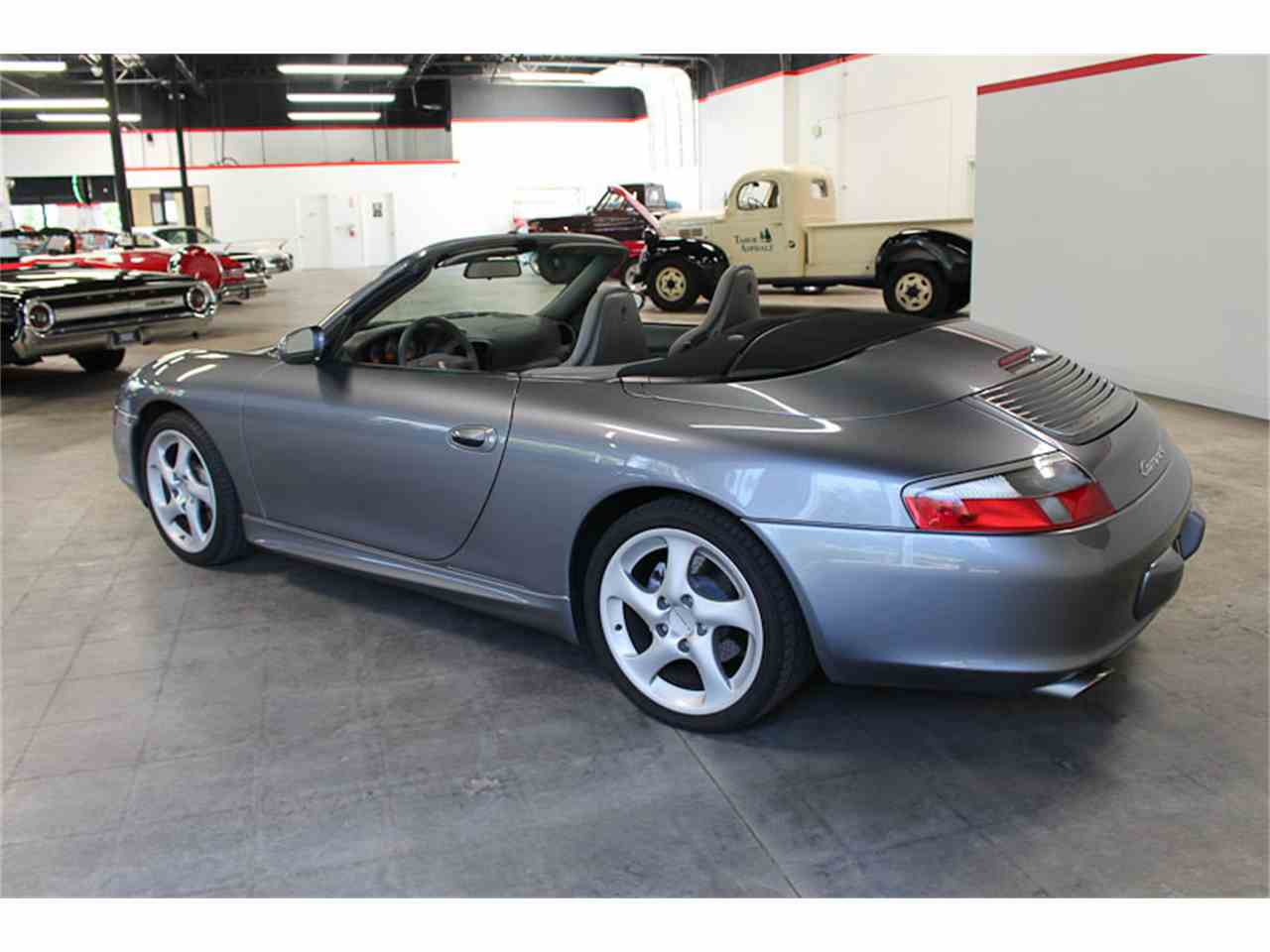 Large Picture of '03 911 - LB8J