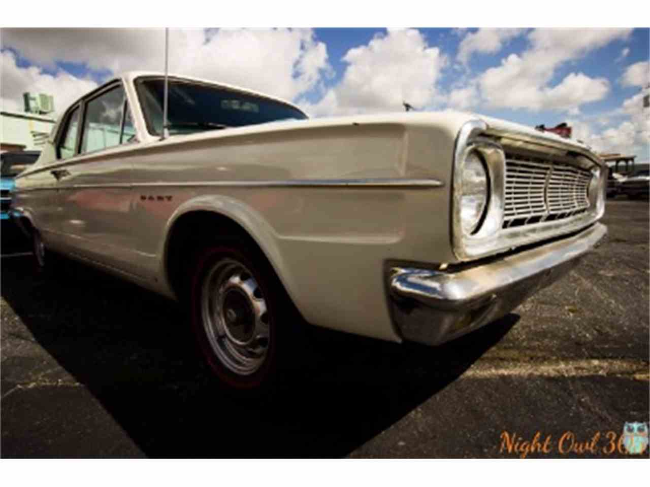 Large Picture of '66 Dart - LB92