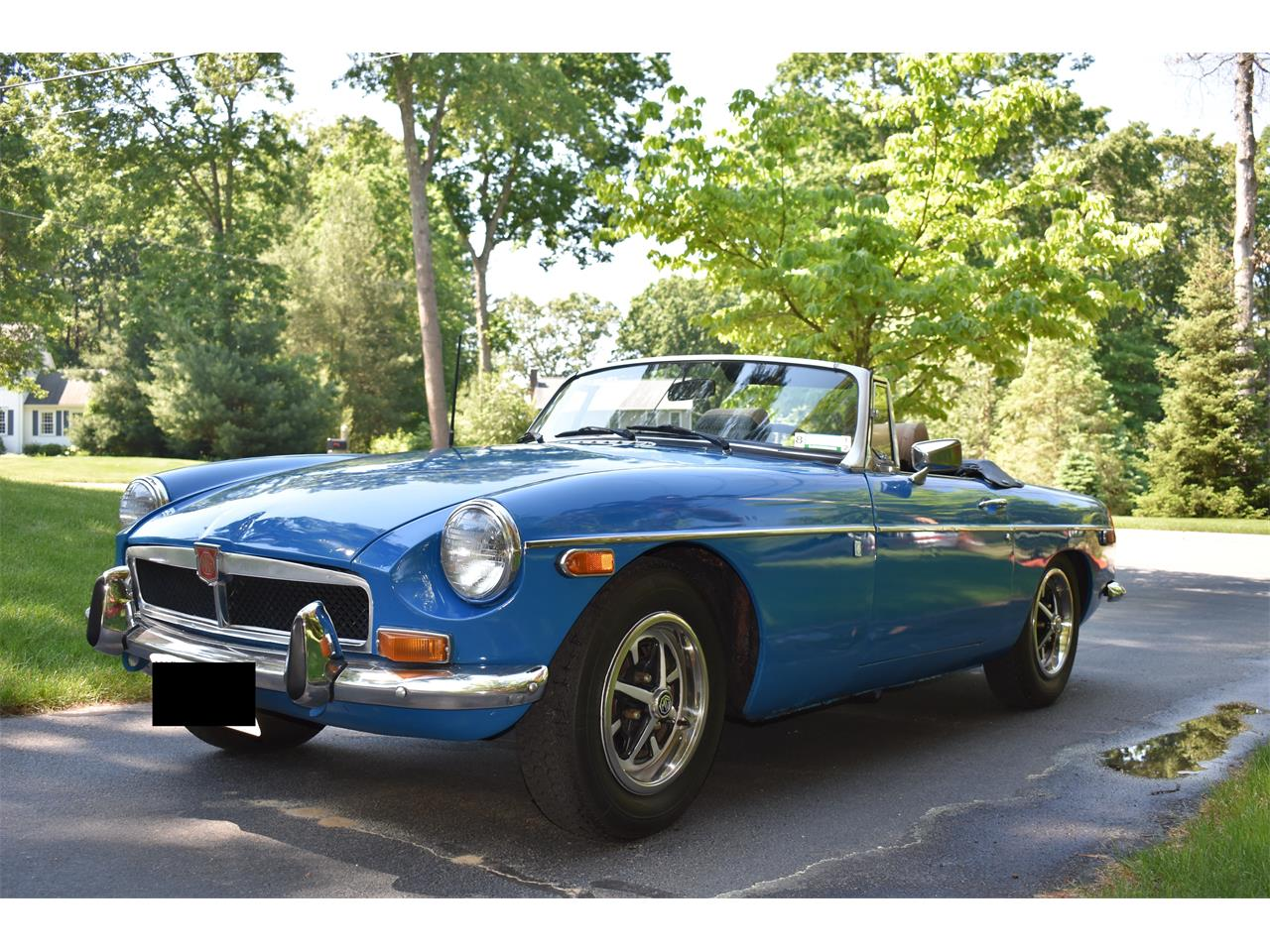 Large Picture of '74 MGB located in Franklin Massachusetts - $7,500.00 - LB9Q
