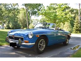 Picture of 1974 MG MGB located in Massachusetts - $7,500.00 - LB9Q