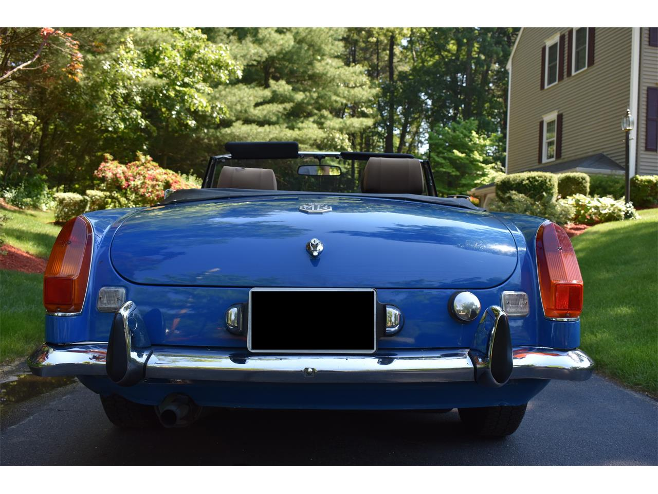 Large Picture of '74 MGB - $7,500.00 - LB9Q