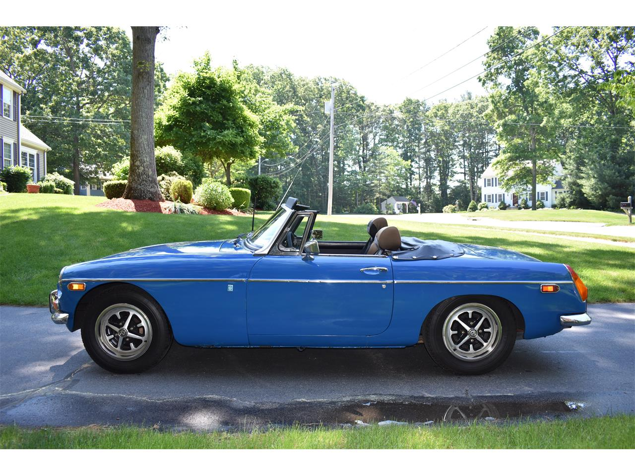 Large Picture of 1974 MGB - $7,500.00 - LB9Q
