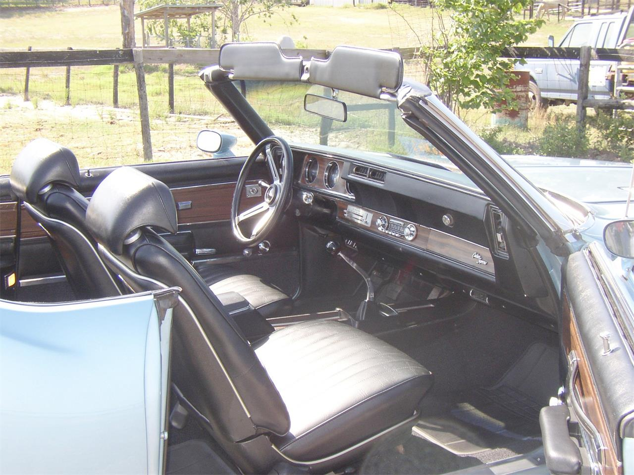 Large Picture of '72 442 - LB9Z